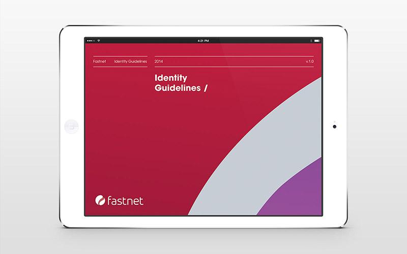 brand identity guidelines fastnet by wolfcub digital