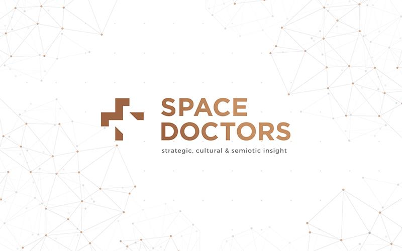 Space Doctors - website landing page