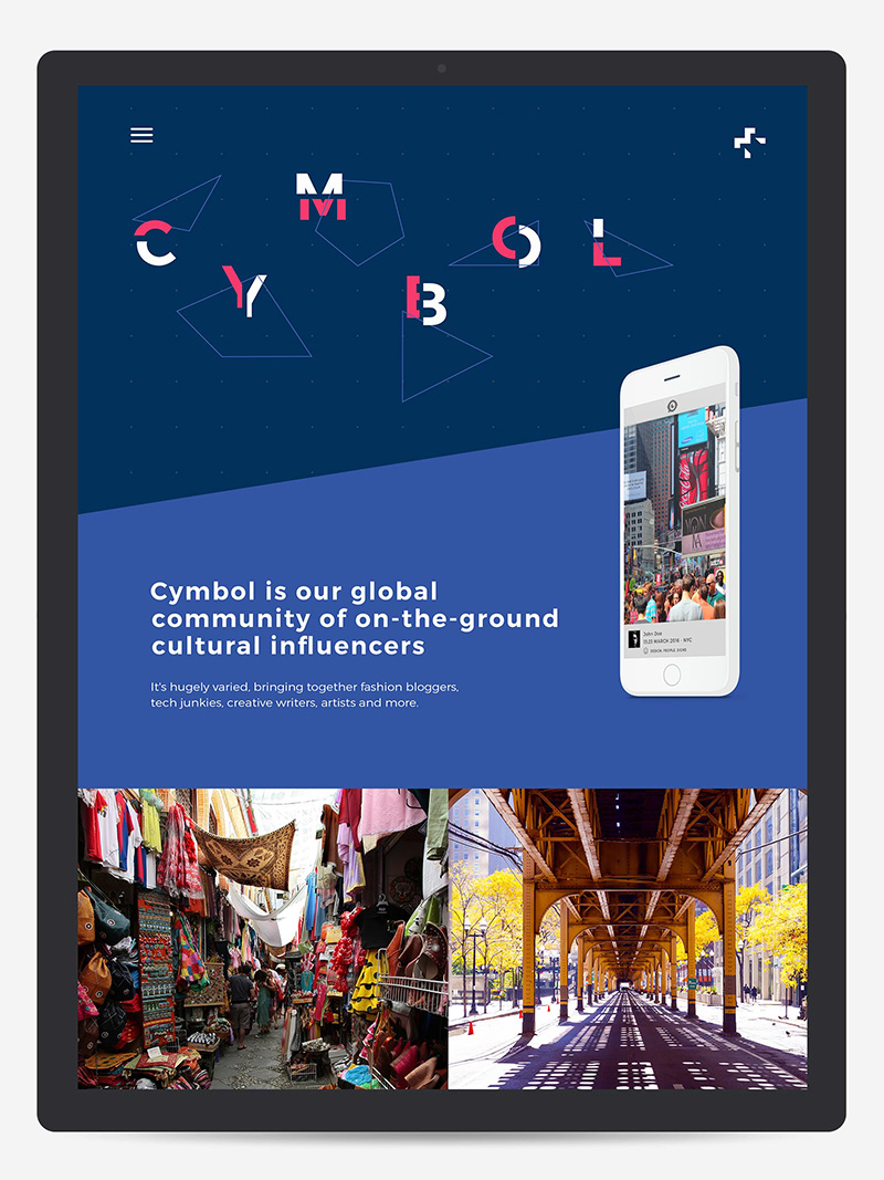 Responsive website design cymbol semitoics application mobile from space doctors semiotic and strategic cultural insight agency